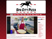 Spa City Pizza
